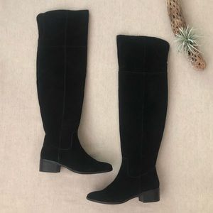 Steve Madden Tyga Over The Knee Boots sz 6